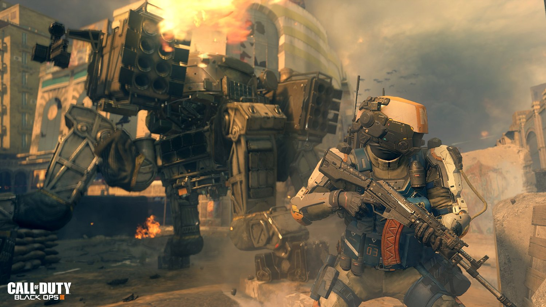Call of Duty: Black Ops III Delivered To Your Door