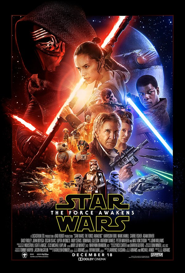 force awakens star wars