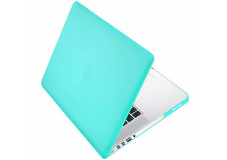 Rubber Macbook Cover
