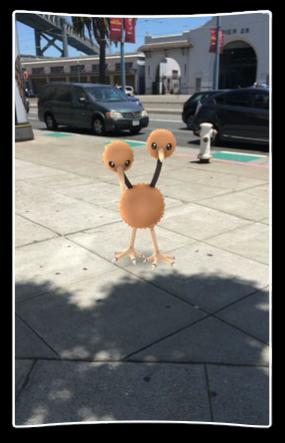 pokemon creatures