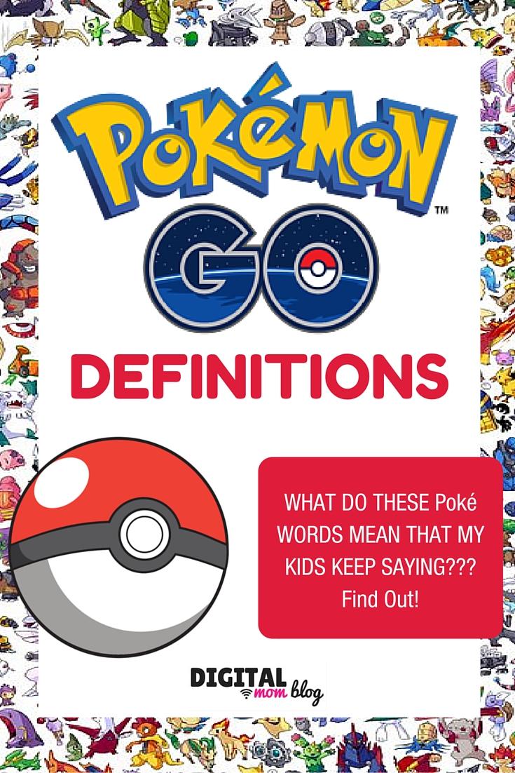 pokemon definitions