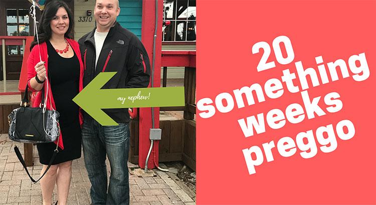 24 weeks pregnant black friday shopping
