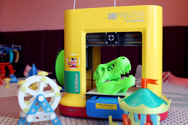 3d Printer For Kids Stem Design Creating At Home