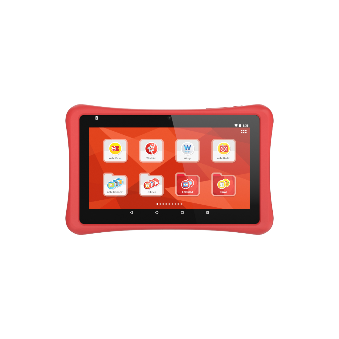 5 Reasons Parents Will LOVE The New nabi SE Tablet