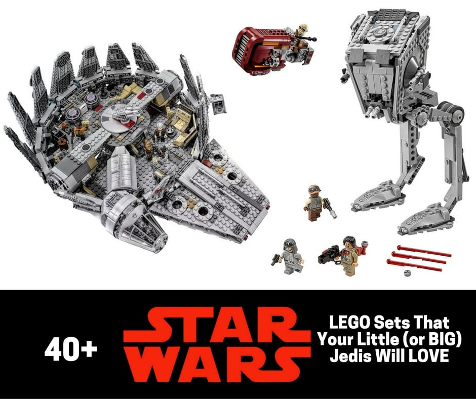 40 Awesome Star Wars Legos for LEGO Lovers