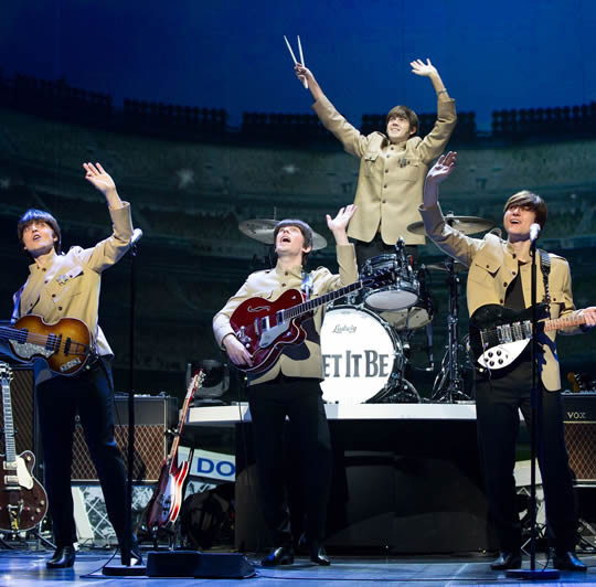 LET IT BE – The Beatles Musical Comes to North Texas!
